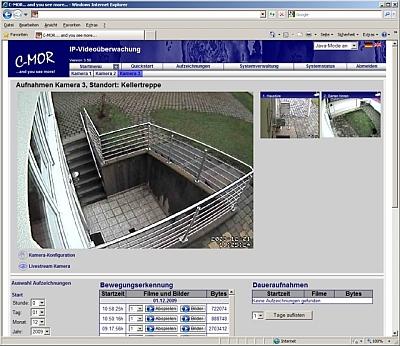Videouberwachung Von Wohnhausern