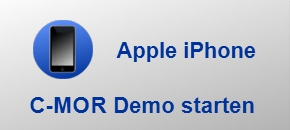 C-MOR Online Demo für Apple iphone