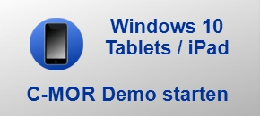 Live- Demo for Windows Tablets and iPads.